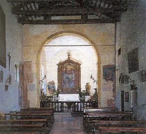 昔の礼拝堂