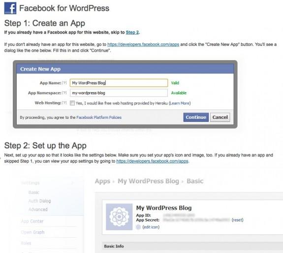 Facebook Plugin Settings ‹ ころぐのブログ — WordPress