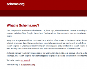 Microdataについて調べた。SEOとかSchema.orgとか書き方とか。