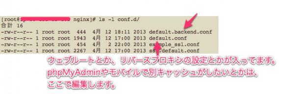 /etc/nginx/conf.d/の中身