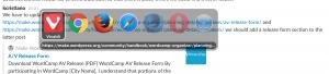 リンクをどのブラウザで開くのかを指定できるMacツールの Choosy